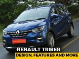 Video : Renault Triber: Design, Features And More