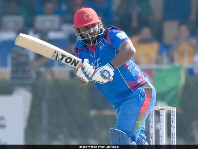 Afghanistan Cricket Board suspended the contract of wicket-keeper batsman Mohammad Shahzad