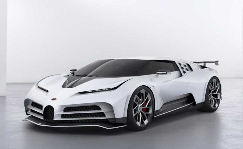 The company will be making only 10 examples of this beautiful Bugatti Centodieci