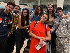 <i>Khatron Ke Khiladi 10</i>: Karishma Tanna, Karan Patel And Others Leave For Show's Bulgaria Shoot