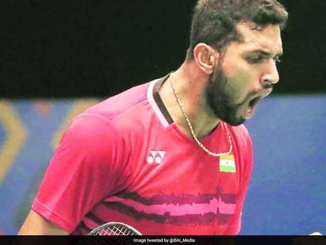 BWF World Championships: Indias HS Prannoy stuns former champion Lin Dan