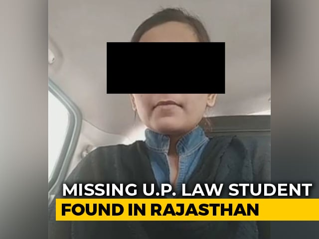 "Video : ""She's Safe, Wasn't Kidnapped"": UP Police On Woman Found After 6 Days"