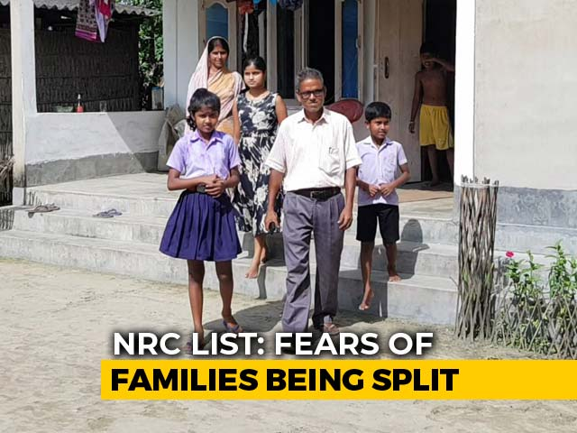 """Video : """"Will I Be Included?"""": Anxious Assam Family Waits For Final Citizens List"""