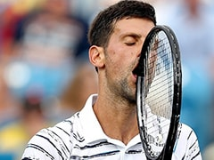 Top Seeds Novak Djokovic, Ashleigh Barty Toppled In Cincinnati Masters Semis