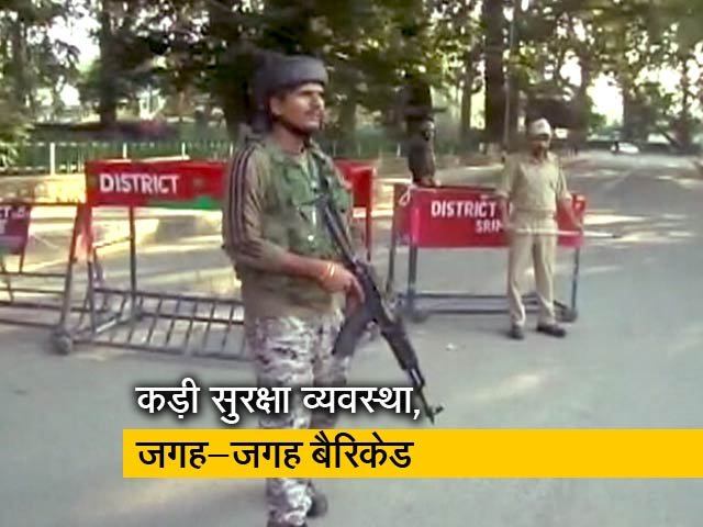 Videos : रवीश कुमार का प्राइम टाइम: कश्मीर घाटी में लगातार दूसरे दिन भी कर्फ्यू जारी
