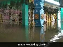Over 70,000 People Hit By Floods In Andhra Pradesh's Godavari District