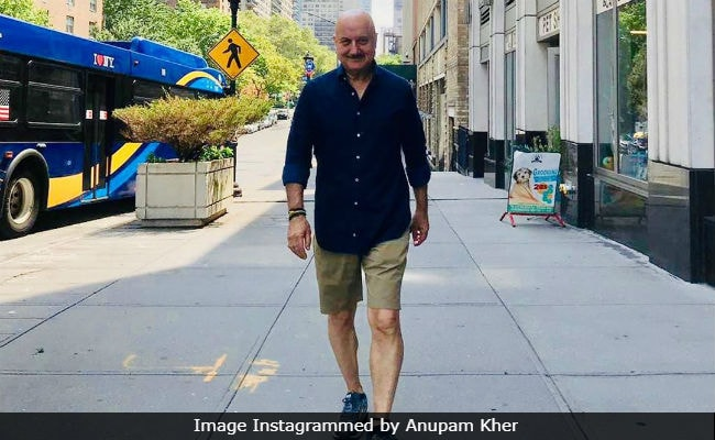 From Anupam Kher's 'Kuch Bhi Ho Sakta Hai' Series: When He Met A Baby Girl Named 'India' In New York