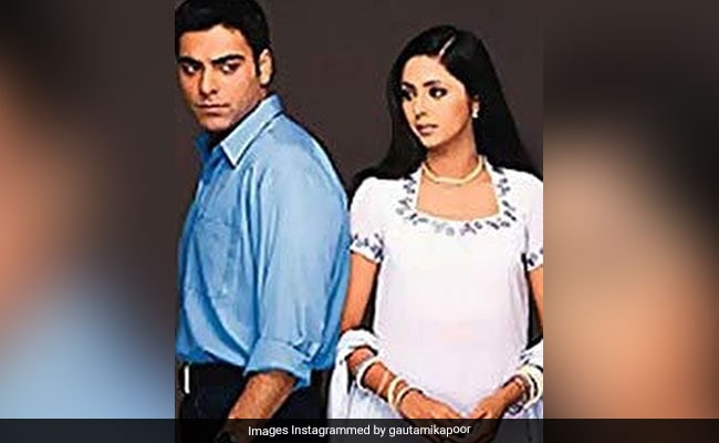 When Gautami And Ram Kapoor's Love Story Began On The Sets Of Ghar Ek Mandir