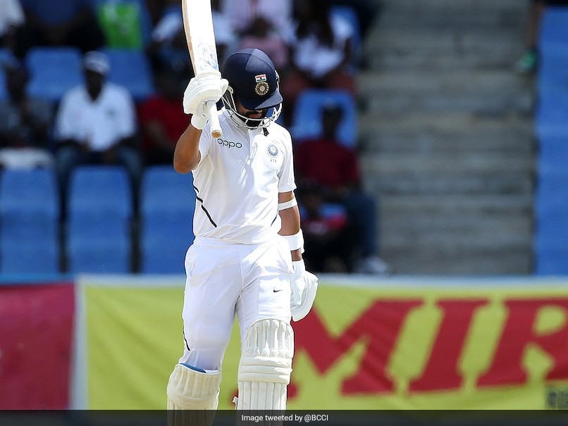 West Indies vs India 1st Test Day 1 Live Score: Ajinkya Rahane Falls For 81, India 6 Down In Antigua