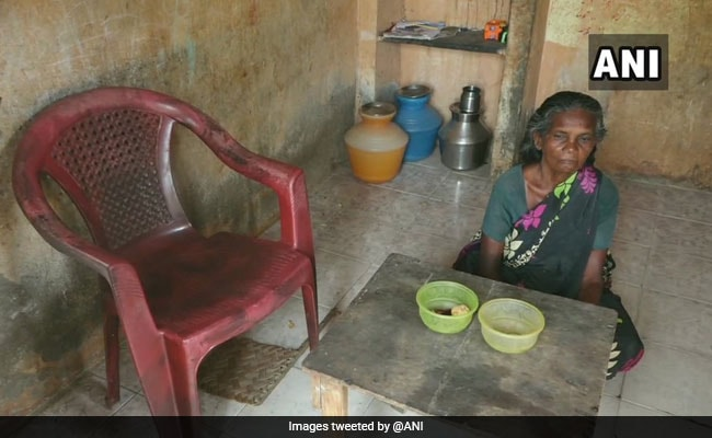 65-Year-Old Madurai Woman Has Been Living In A Public Toilet For 19 Years