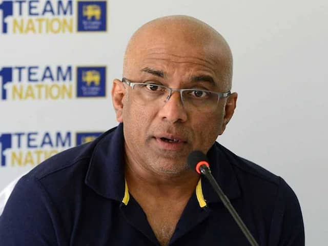 Sri Lanka Suspend Coach Chandika Hathurusingha Ahead Of New Zealand Series