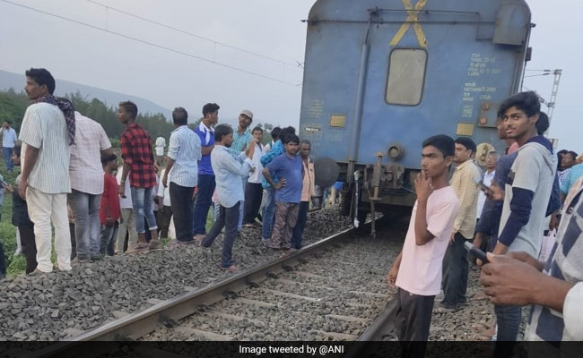 Train Engine Gets Detached, Runs Without Coaches For 10 Km In Andhra Pradesh