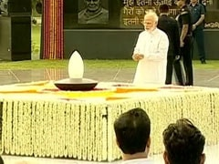 President, PM Modi Pay Tribute To Vajpayee On His 1st Death Anniversary