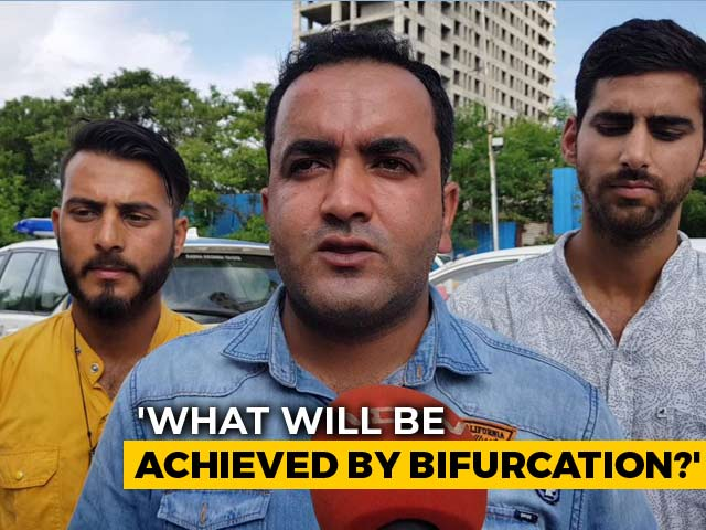 Video : What Kashmiri Students Think Of Government's Move On J&K