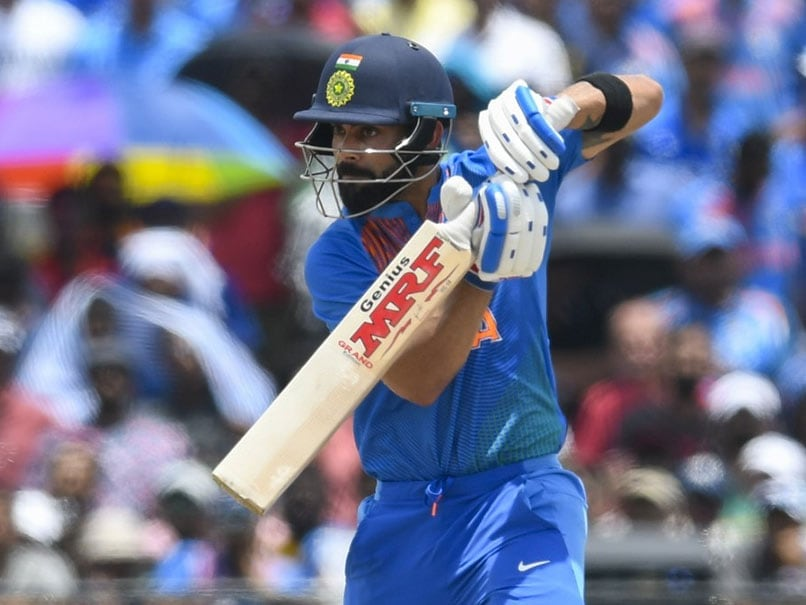 IND vs WI 2nd ODI: ...and Virat Kohli breaks Javed Miandad