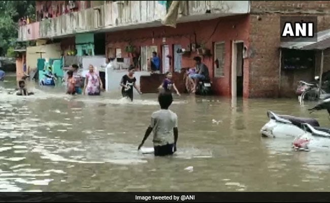 Vadodara Airport Closed, Trains Cancelled After Record Rain