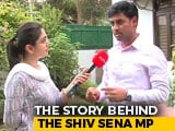Video : Shrikant Eknath Shinde, Shiv Sena MP Who Likes To Stay Out Of The News