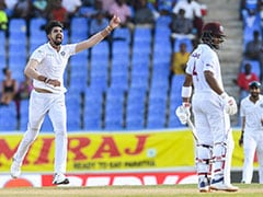 1st Test: Ishant Sharma Puts India On Top In Antigua At Stumps On Day 2