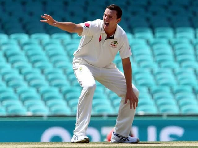 Australias Josh Hazlewood Edges Out Mitchell Starc For Second Ashes Test