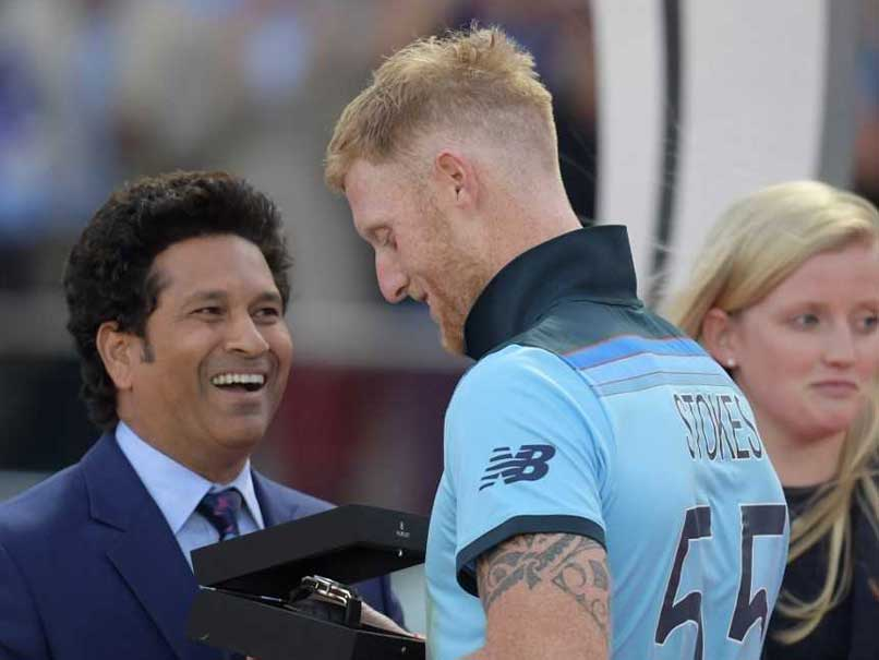 ICC repeats Ben Stokes over Sachin Tendulkar 'greatest cricketer' Tweet, Fans Unhappy