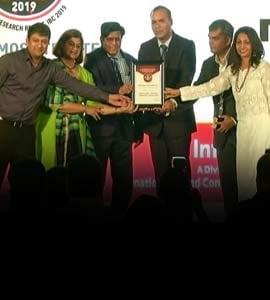 'ভারতের সবচেয়ে বিশ্বাসযোগ্য সংস্থা ২০১৯' পুরস্কার জিতল NDTV