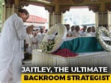 Video : Arun Jaitley Cremated With State Honours In Delhi