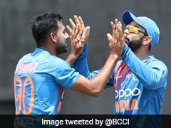 Wi vs IND 3rd T20I: विराट कोहली ने शानदार गेंदबाजी के लिए चाहर बंधुओं दीपक और राहुल को सराहा..