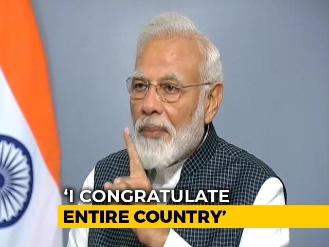 Video : Article 370 Gone, A New Age Awaits Jammu And Kashmir: PM Modi