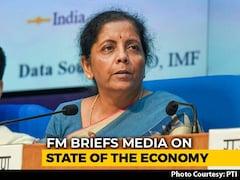 Video: Finance Minister Nirmala Sitharaman Announces Measures To Revive Economy