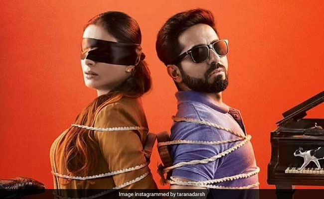 After China, Ayushmann Khurrana And Tabu's AndhaDhun To Release In South Korea