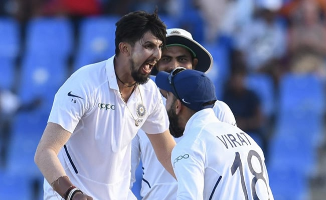 IND vs WI 2nd Test: India vs West Indies: ishant sharma may break the record of former indian captain kapil dev