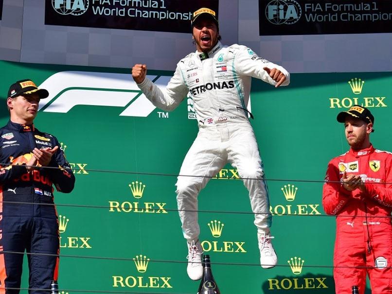Lewis Hamilton Denies Max Verstappen In Thrilling Hungarian Grand Prix