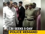 Video : P Chidambaram Not Cooperating, Want 5-Day Custody, CBI Tells Court