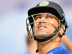 MS Dhoni Has To Decide If He Can Still Win Matches For India, Says Sourav Ganguly