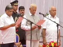 Karnataka's BS Yediyurappa Finally Has A Cabinet. 17 Ministers Join