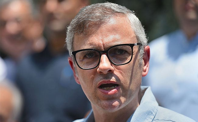 Have Got Invitation To All-Party Meet With PM: Omar Abdullah