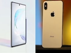 Samsung Galaxy Note 10 vs iPhone XS Max