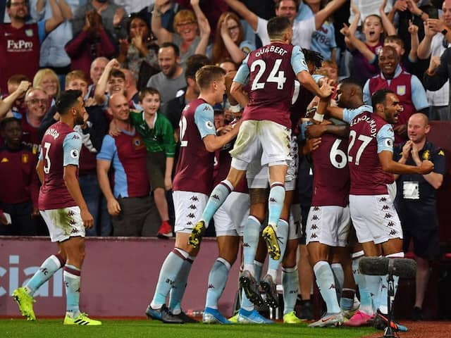 Wesley Inspires Aston Villa To End Three-Year Wait For Premier League Win