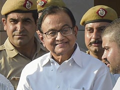 """Back Pain"" After Chair, Pillow Removed In Jail: P Chidambaram To Court"