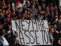 PSG Start Title Defence With Win Over Nimes, Fans Vent Fury At Neymar