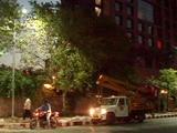 Video: Well-Lit Street In Saket Helps Women Feel Safe, Thanks To Roshan Dilli