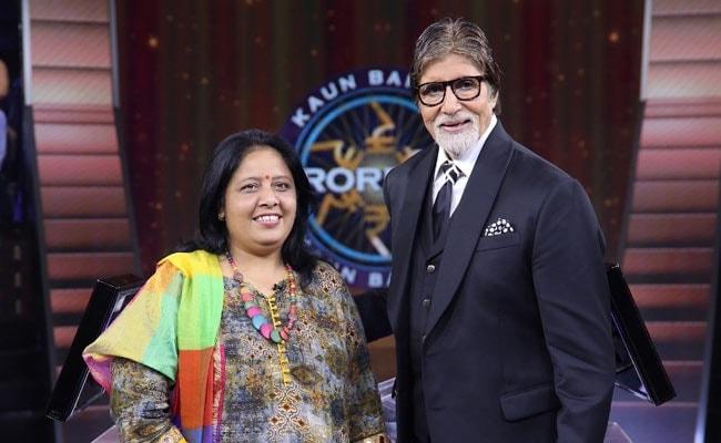 KBC Written Update: 'कौन बनेगा करोड़पति' में राजरानी को मिला अमिताभ बच्चन के साथ खेलने का मौका, जीते इतने रुपये