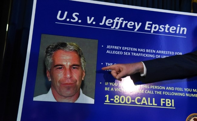 'Little Black Book': How Jeffrey Epstein Allegedly Built Network Of Victims