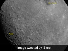 Here's What The First Photo Of The Moon By Chandrayaan-2 Shows