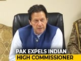 Video : Pakistan Expels Indian Envoy, Suspends Trade Over Kashmir: Report