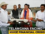 Video : Guests At Telangana Project's Grand Opening Took Home Gifts Of Silver