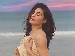 Birthday Girl Jacqueline Fernandez's Beach Party: Sugar, Spice And Everything Nice