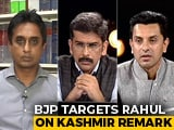 Video : Kashmir vs Wayanad: War Of The Rebuttal