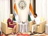 Video : বিদেশি বিনিয়োগ নিয়ে কথা বললেন জগন মোহন রেড্ডি
