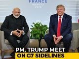 """Video : """"India-Pak Issues Bilateral"""": PM Modi At Meeting With Donald Trump"""